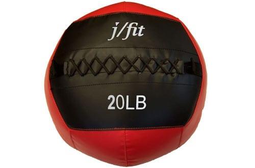 j/fit Soft Wall Ball, Medicine Ball