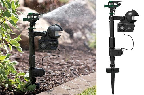 Orbit 62000 Enforcer Motion Activated Pest Deterrent Sprinkler