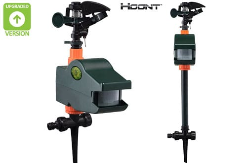Hoont Powerful Outdoor Water Jet Blaster Animal Pest Repeller