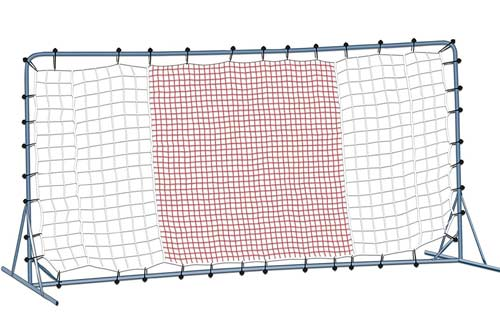 Franklin Sports 12 x 6 Tournament Soccer Rebounder