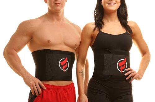 Fitru Waist Trimmer Weight Loss Ab Belt For Women & Men