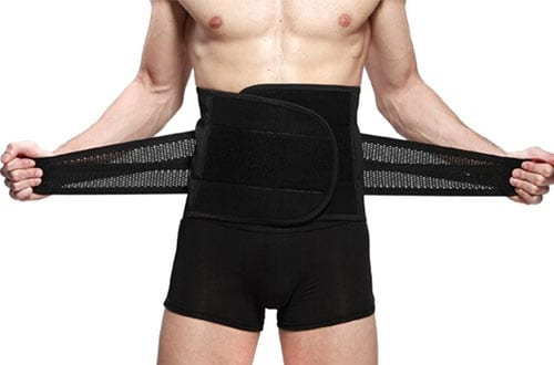 Goege New Style Adjustable Breathable Trimmer Belt