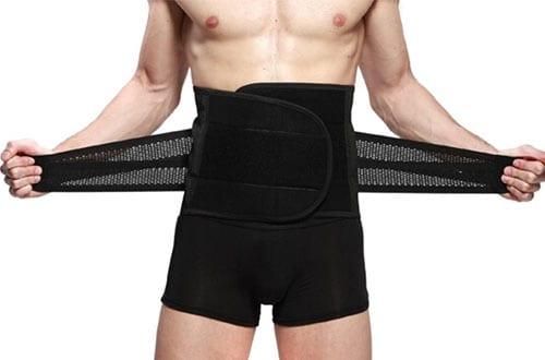 Goege New Style Adjustable Breathable Trimmer Belt