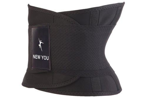 Waist Trainer Weight Loss Ab Belt