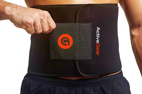 ActiveGear Premium Waist Trimmer Belt Slim Body