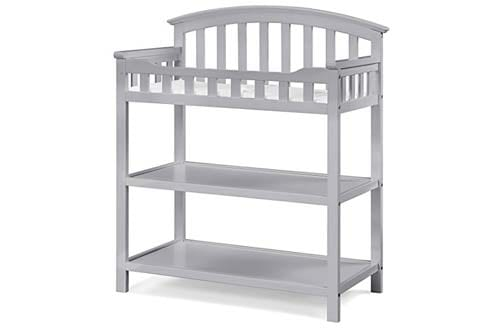 Graco Changing Table, Pebble Gray