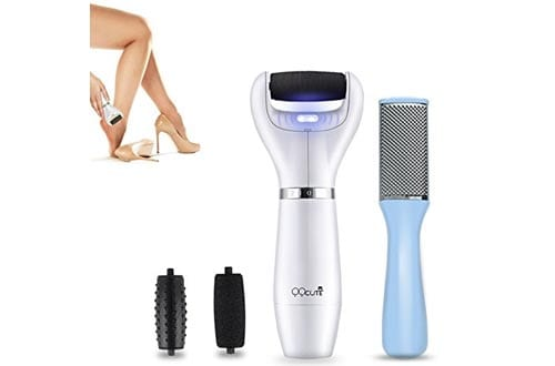 Rechargeable Electronic Pedicure Callus Shaver Removes
