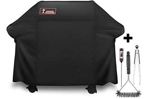 Gas Grill Cover Kit for Weber Genesis E and S Series Gas Grills
