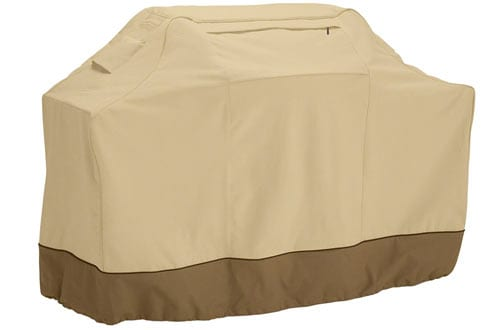 Veranda Grill Cover - Durable BBQ Cover with Heavy-Duty Weather Resistant Fabric