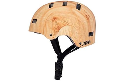 ritical Cycles Classic Commuter Bike/Skate/Multi Sport CM-1 Helmet