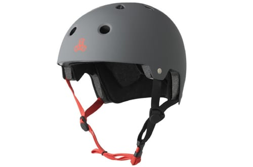 Triple Eight Dual Certified Skateboard Helmets