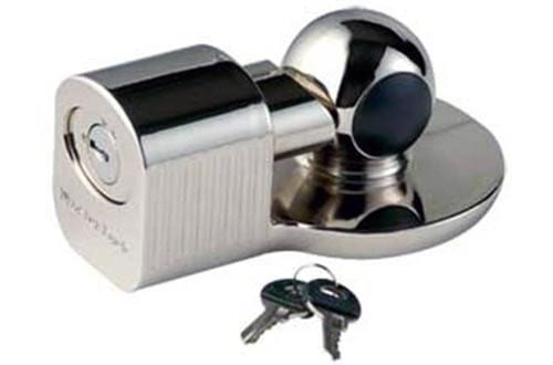 Trailer Hitch Locks