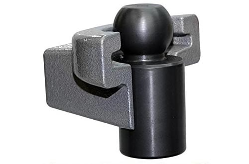 AMPLOCK U-BRP2516 RV/trailer coupler lock