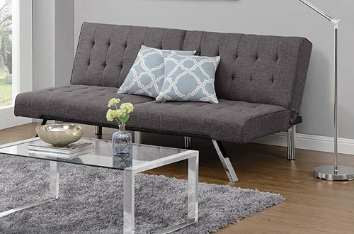 DHP Emily Futon Sofa Bed