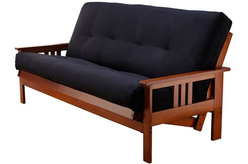 Kodiak Futons Monterey Wooden Futon Frame in Barbados Finish