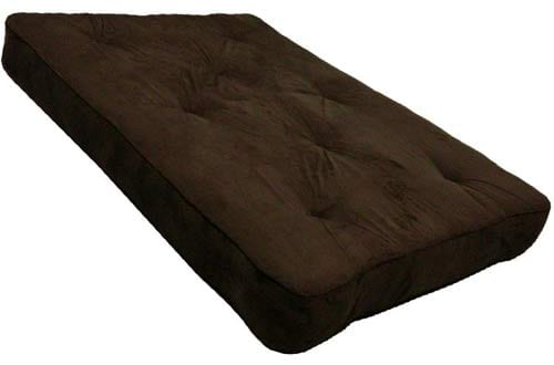 Home Life 8-Inch Independently-Encased Coil Premium Futon Mattress