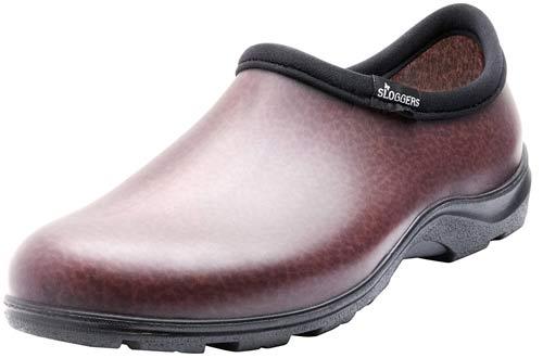 Sloggers Men's Waterproof Garden Shoes with Comfort Insole