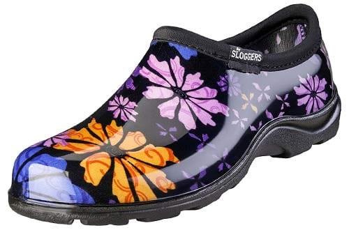 Sloggers Women's Waterproof Rain & Garden Shoes with Comfort Insole