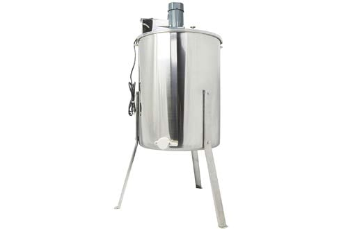 Stainless Steel Honey Extractor Honeycomb Drum Spinner