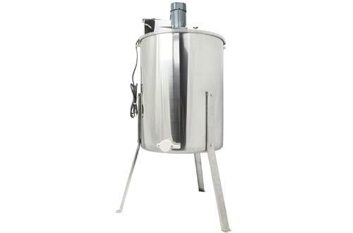 Stainless Steel Honey Extractor Honeycomb Drum Spinner