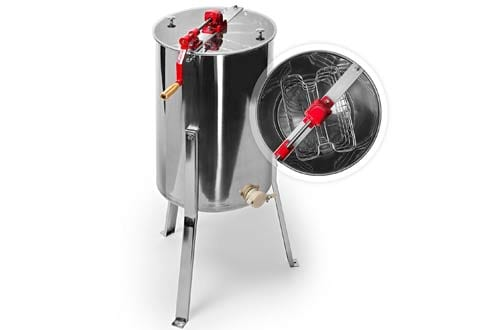 Stainless Steel Honey Extractor Beekeeping Equipment