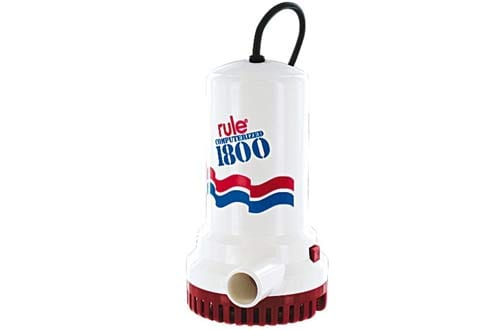 Rule A53S 1800 Submersible Sump