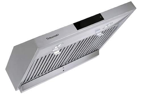 "Tatsumaki 30"" TA-S18 Contemporary Design Range Hood"