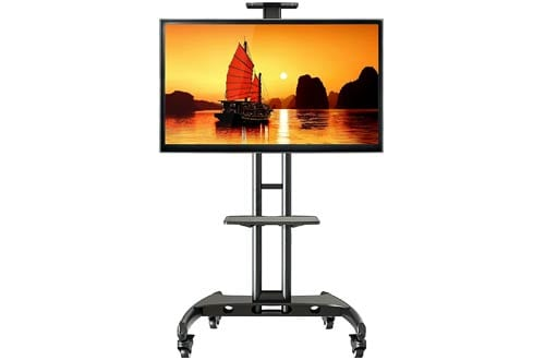 North Bayou Universal Mobile TV Cart TV Stand