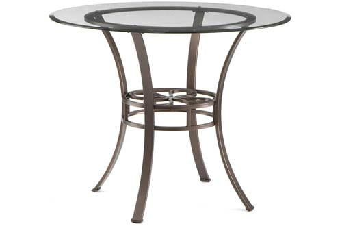 Round Glass Dining Tables