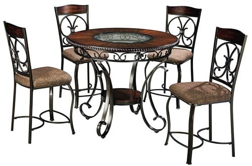 Ashley Furniture Signature Design - Glambrey Dining Room Table