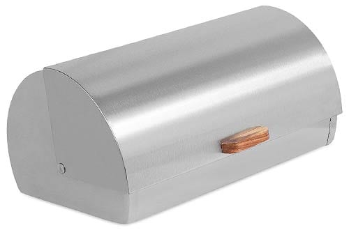 Internet's Best Stainless Steel Bread Box