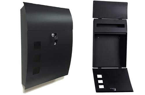 Wall-Mount Mailboxes