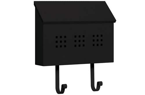 Salsbury Industries 4615BLK Traditional Mailbox