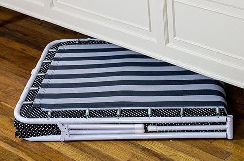 "Corner Housewares iBED 2"" Foam Folding Hideaway Guest Bed"