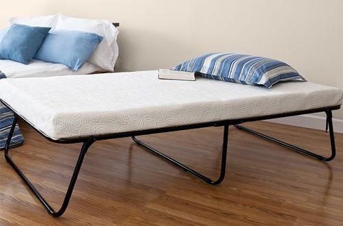 Zinus Traveler Premier Folding Twin Guest Bed