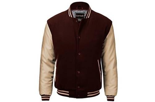 Varsity Baseball Jacket