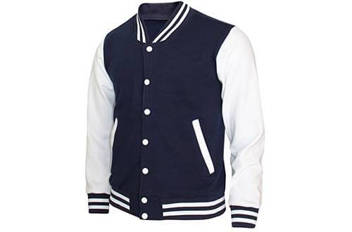 BCPOLO Varsity Baseball Jacket