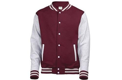 Awdis Varsity jacket - 16 Colours - Sizes XS to 2XL