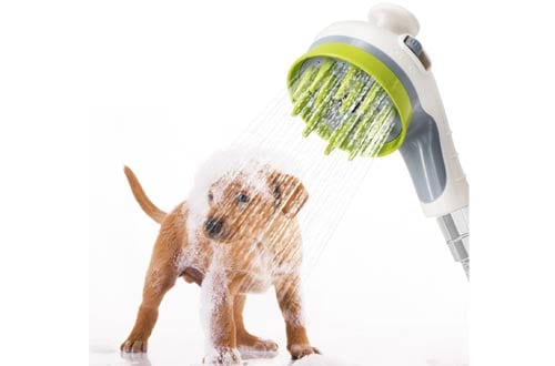 Pet Shower Sprayer - Brefac Handheld Dog Shower Sprayer