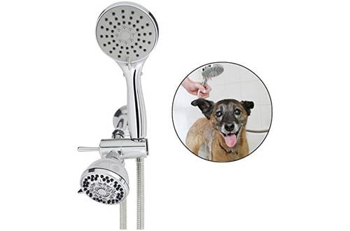 SmarterFresh Pet Hand Shower Sprayer Set