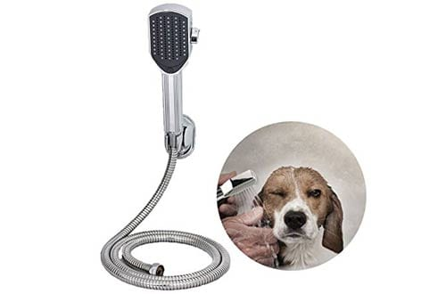 Leadrise Handheld Dog Shower for Dogs and Cat