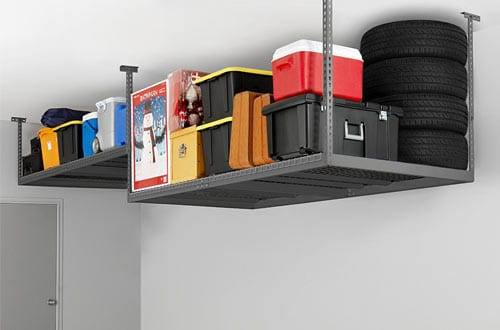 Wall Mount Garage Storage Rack
