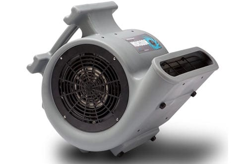 Air Mover Carpet Dryers for Professional Carpet Cleaner Janitoral Floor Dryer Services