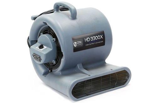 CFM PRO Air Mover Blower Fan for Carpet Floor Dryer