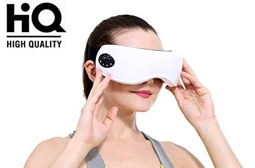 Eye Massager machine - Electric Eyes Relax Therapy