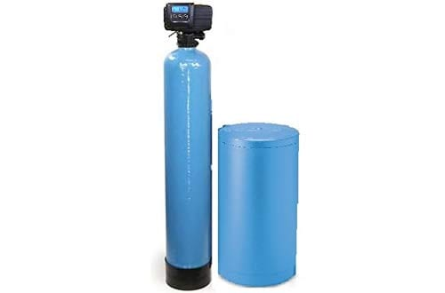 Fleck 5600 SXT Digital Metered Well Water Softener Removes