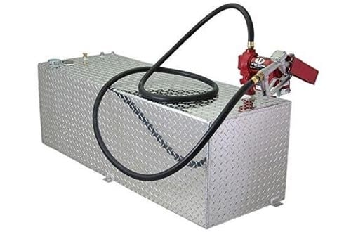 RDS 71212 Rectangular Auxiliary/Transfer Fuel Tanks