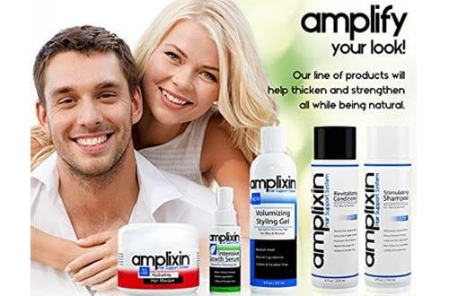Amplixin Intensive Healthy Hair Growth Serum for Women