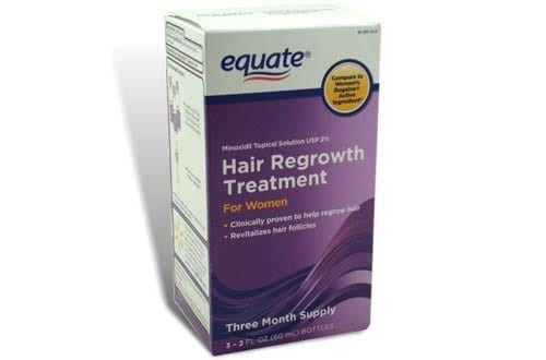 Equate Hair Regrowth Treatment for Women