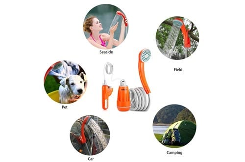 YPS Portable Outdoor Camping Shower